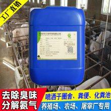 青岛除味剂 下水道除臭剂 微生物除臭剂厂家 生物除臭剂