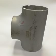 不锈钢冲压三通 304不锈钢无缝三通