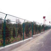 绿化用围网 养鱼塘防护网价格 圈地围栏网