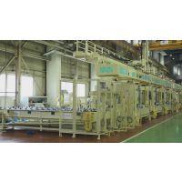 数控车床多联机桁架机械手自动生产线-高效的机械加工自动化解决方案-数字化无人工厂