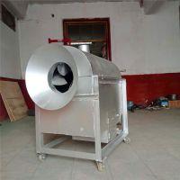 现货批发100斤电加热炒籽机不锈钢炒货机 宏瑞大型炒货机厂家