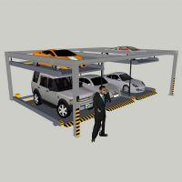 青岛机械立体停车设备回收 常年出租立体车库 租赁