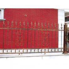 锻打铁艺护栏生产商 昊华 锻打铁艺护栏 道路锻打铁艺护栏销售