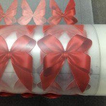 清水河厂家定制异形超透玻璃装饰贴纸UV打印机器切割定制