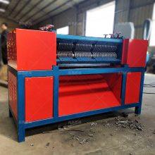 邢台散热片拆解机厂水箱暖气片拆铝机一台多少钱