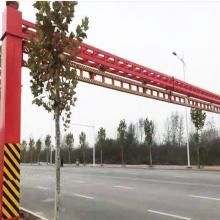 高速公路专用智能限高架交通设备 山东航天定制升降限高杆 全国发货售后