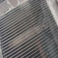 4S店排水格栅板 地沟钢格栅 公路排水沟盖板