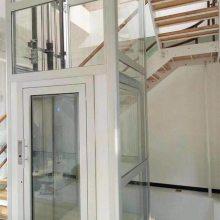 航天厂家直销家用小型别墅电梯 电动液压升降平台 二三层复式阁楼升降机