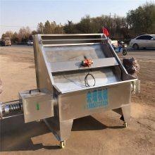 广东梅州吸粪机螺旋压榨脱水分离机