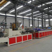 畜牧板设备_PVC畜牧隔断板设备_畜牧板生产线,张家港贝发机械
