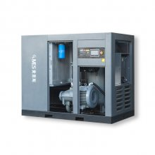 超静音空气压缩机厂家 气泵 永磁变频螺杆低压空压机45kw 螺杆压缩泵