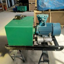 掘进机机载喷雾泵 BRW型乳化液泵站 BPW40/8J型电动机载喷雾泵