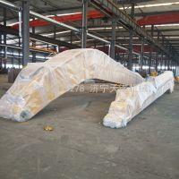 山东PC200 16米挖机长臂,挖掘机机械臂,大臂定制到济宁天诺机械