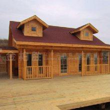 轻型木结构房屋设计-轻型木结构房屋-金柏胜-质量可靠(查看)