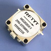 RFTYT供应型号WG2020X系列频率600-4000MHz可选保护功放用的嵌入式隔离器
