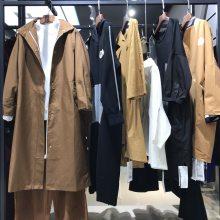 棉麻原创设计师秋冬品牌折扣女装尾货艾沸专柜女装库存批发