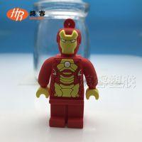 机器人公仔定制 PVC软胶玩具 橡胶玩具 硅胶玩具 滴胶3D玩偶公仔