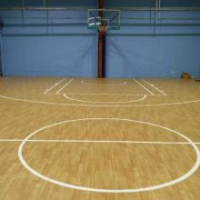 工厂直供 欧宝瑞PVC运动塑胶地板 篮球地板