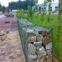 堤坡石笼网箱 pvc格宾网箱 护坡格宾网生产厂家