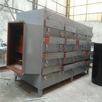 垃圾焚烧厂废气处理活性炭吸附装置工作原理