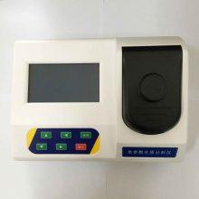 北京實驗室型水質總氯測定儀今日報價