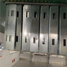 外墙建筑亚光白色长方形孔铝单板吊顶新订单