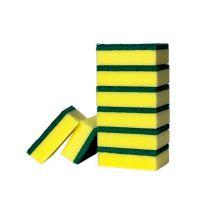 洁满仓海绵百洁布 双面双效、耐磨耐用,去污更强。
