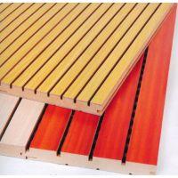 纯实木吸音板 木质吸音板厂家直销 湖南长沙会议室、多功能厅木质吸音板