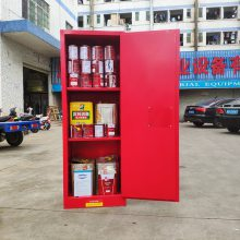 深圳耐格防爆柜毒麻药品柜带锁危化品柜