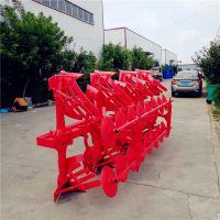 北京耕地机械翻转犁_定幅液压翻转犁报价单