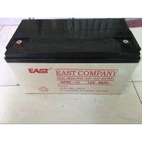 易事特蓄电池12v65ah价格 EAST NP65-12太阳能 直流屏 UPS蓄电池