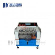 海达HD-P305皮革动态防水试验机马力:90W