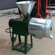 麦子脱皮磨面机 锥式面粉机 新款磨面机加工面条户必选