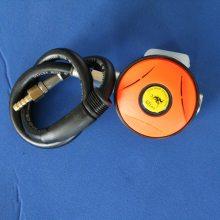 法国Aqua-Lung潜水装备呼吸调节器二级头带管潜水呼吸器
