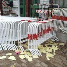 施工专用铁马护栏 可移动喷塑围栏 活动现场临时铁马围栏