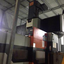 乔崴龙门铣加工中心海德汉系统驱动器 显示器 电源专业维修及修理
