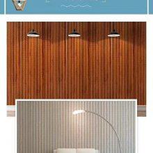 营口多规格210*12竹木纤维吸音板 墙面装饰隔音降噪材料?