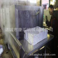 广州木托盘清洗机 康汇牌高压喷淋设备 清洗风干线厂家