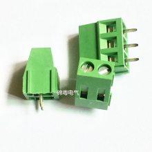螺钉式PCB接线端子KF128-2p环保铜 可拼接升降式 300V/10A