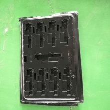 电子元器件防护吸塑托盘 pet环保材质 找青岛冠宏