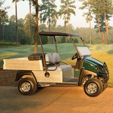 美国 CLUB CAR C500 绿色版多功能电动工具车