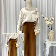 千姿秀系列裤子厂家直销女装一手货源批发走份