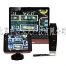 中西厂家手持式无线视频数码显微镜 型号:AT01-WM461PCTV 库号:M350117