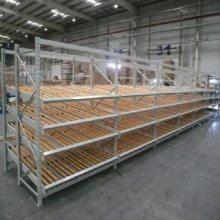 力源仓储货架 流利式货架 品质精度高 静电喷塑耐腐蚀