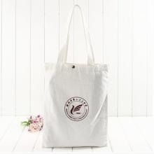 厂家批发空白全棉帆布袋定做广告购物袋印logo环保印花手提棉布