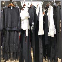 ANOTHER ONE意大利轻奢品牌女装货源 广州服装拿货 秋冬折扣女装批发市场