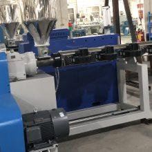 佛山市盛凯瑞塑机供应透明软胶管挤出设备,PVC塑料软管设备价格实惠