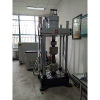 电液伺服橡胶垫板动静刚度疲劳试验机