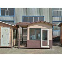双鸭山宝清县钢结构彩钢房制作景观园林设计