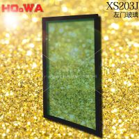 XCMG/徐工XS203J压路机驾驶室门玻璃 徐工203J左门玻璃